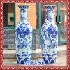 陶瓷如意瓶 商務外事陶瓷大花瓶 手繪高檔大花瓶