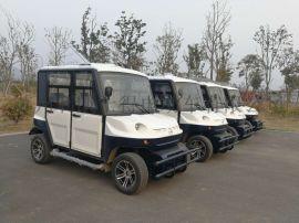 四輪四座巡邏車, 寬幅輪胎電動巡邏車