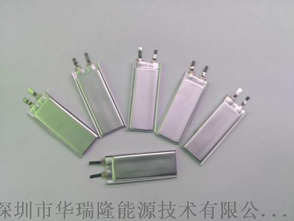 超薄251845-200mah软包聚合物锂电池