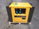 新款大泽动力7KW静音柴油发电机TO7900ET-J 380V 220V现货