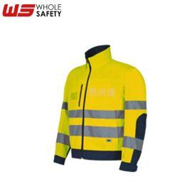 高可视阻燃荧光服 防水反光工作服 应急救援服 防静电工作夹克