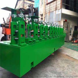100机消防用管工业用不锈钢制管机生产线