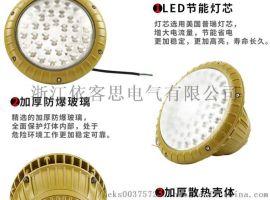 圆形隔爆免维护LED防爆灯BAD85油田厂房高顶灯