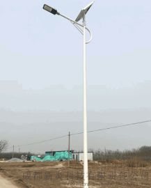 四川太陽能路燈廠家新炎光藏式老舊風格太陽能燈定制