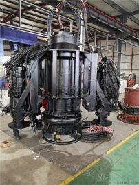 潜水泥沙泵  桩基耐磨泵 深水井电泵 打桩