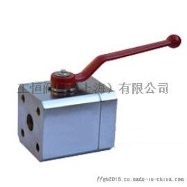 工恒牌外螺纹船用高压液压球阀CJZQ-上海阀门厂
