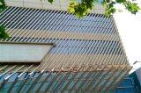 熱轉印吊頂鋁方通 熱轉印幕牆造型鋁方通 U型鋁方通