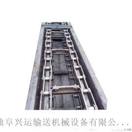刮板输送机电话来图生产 板链刮板输送机
