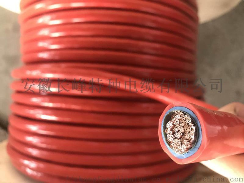 硅橡胶绝缘硅橡胶护套铜丝屏蔽电力电缆YGCP