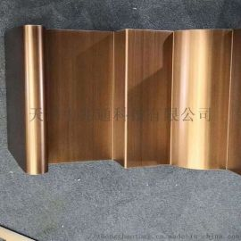 天津仿铜拉丝铝单板厂家