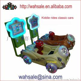 投幣式兒童搖擺機賽馬視頻遊戲機