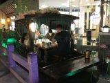 河南洛陽市宴江南西湖船宴桂滿隴餐廳木船廠家直銷