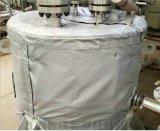 耐高溫可拆卸防腐隔熱反應釜保溫套