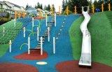深圳主题公园EPDM安全地面,现浇塑胶地面精选厂家