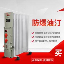 防爆电热油汀防爆电暖气工业防水防爆电暖气防爆取暖器