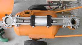 东达生产QYF系列矿用气动清淤排污泵厂家,煤矿用气动清淤泵