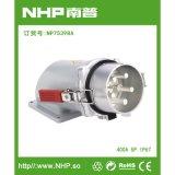 NHP 南普供應400A明裝大電流插頭 碼頭專用防水電源插頭