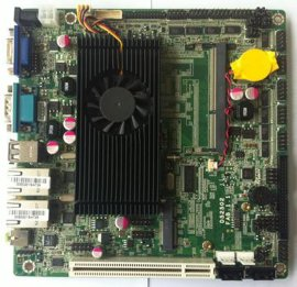 INTEL 10串口嵌入式工控MINI-ITX主板