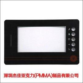 杰佳 深圳厂家专业提供CNC加工 亚克力视窗镜片 CNC镜片