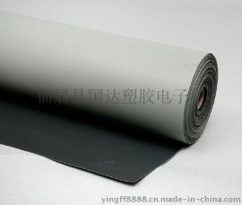 高弹耐磨耐油耐酸碱的防静电台垫