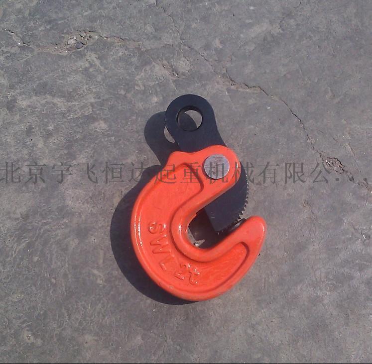 起重夾鉗吊夾具DFM型模鍛翻轉鉗鋼板吊鉗
