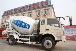 銷售混凝土運輸車罐車,3方混凝土運輸車