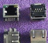 滤波连接器/RJ45/100PF/网口滤波器