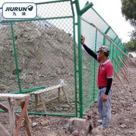 高速公路护栏网 框架护栏网 隔离栅