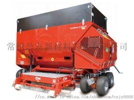 德国SMG人造草坪充砂充颗粒维护保养施工设备