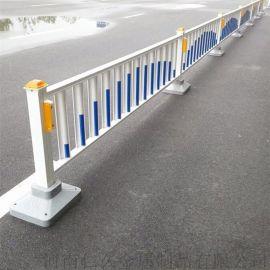 定制城市道路围栏市政护栏 车站交通防护栏