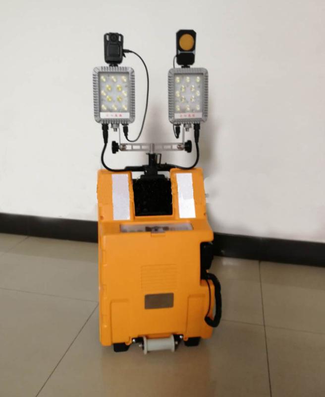 LY8301多功能移動照明系統 工程移動照明車