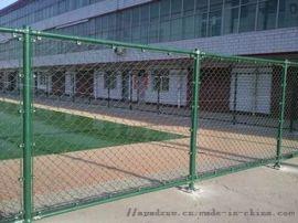 体育场防护网 球场勾花网 学校隔离与防护
