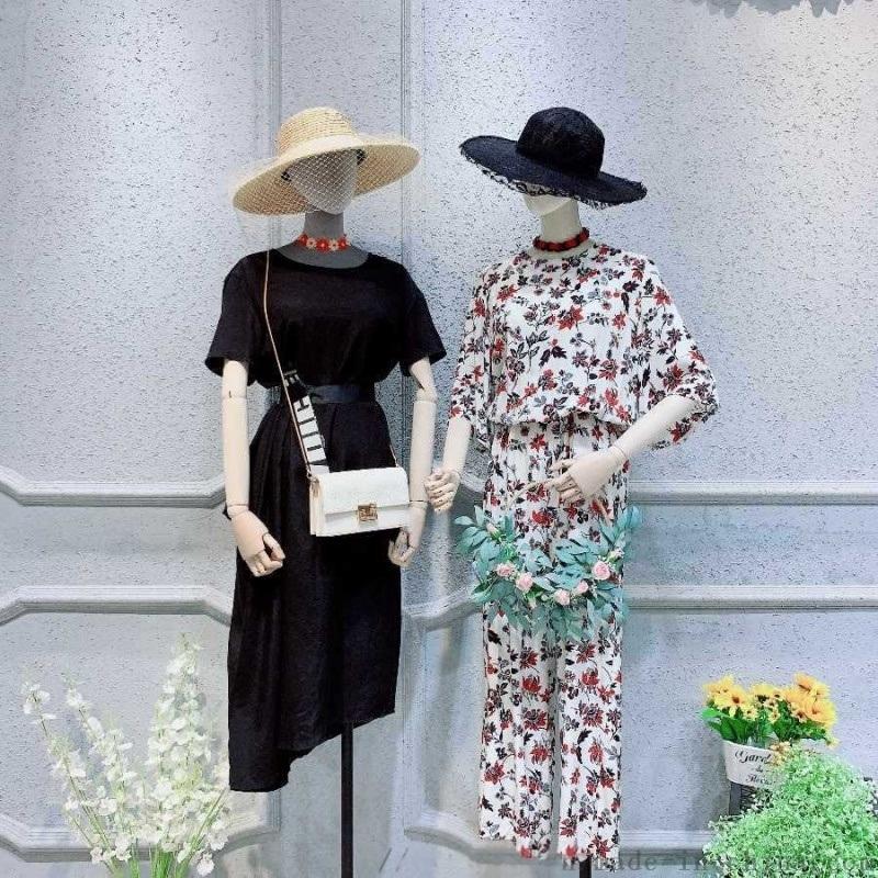 简单网女装西城区唯众良品在哪里女装尾货货源女式马甲民族风女装批发
