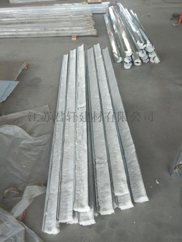 南京變形縫廠家直銷鍍鋅鋼板阻火帶