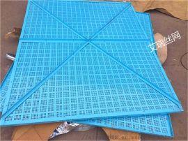 外架钢网生产厂家 镀锌喷塑爬架网 绿色金属安全网