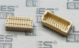 1.0mm立贴 双排插针SHD-A PCB连接器