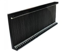 柔性风琴式防护罩 阻燃防火风琴护罩