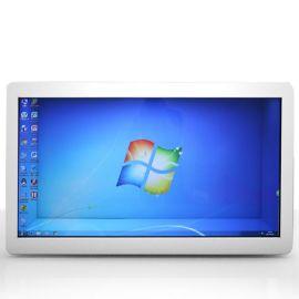 46寸液晶透明广告机49寸透明屏展柜 55寸LCD透明屏橱柜展柜