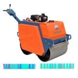 手扶压路机生产大厂 经济型双钢轮压路机柴油款 RWYL31BC路得威小型压路机