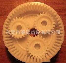 供应厨房家电塑胶齿轮 行星齿轮 绞肉机齿轮