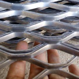 钢板网 菱形拉伸钢板网 镀锌钢板网