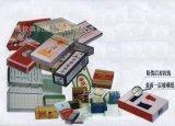電腦全自動包裝機塑封機香水盒透明膜三維包裝機化妝品包膜機廠家