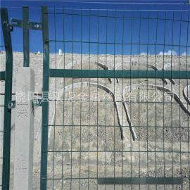 厂家直销铁路防护栅栏 铁路护栏网框架网围栏