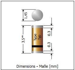DIOTEC ZMM12/ZMM16二极管