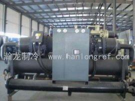 低温螺杆式盐水机组_温州盐水冷水机