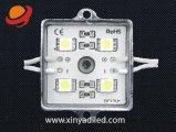 LED四燈貼片模組,四燈鐵殼模組,四燈全彩模組,四燈   模組