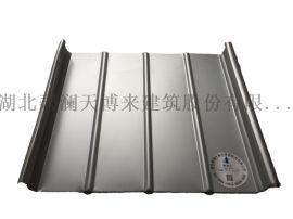 鋁合金直立鎖邊屋面板,50-460直立鎖邊屋面