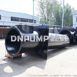 QSZ型QSH型潜水轴流泵潜水混流泵使用及安全事项