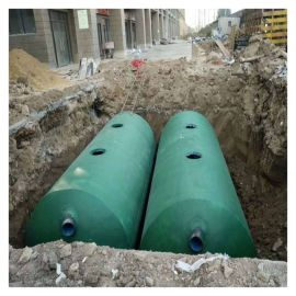 污水处理化粪池玻璃钢工业化粪池