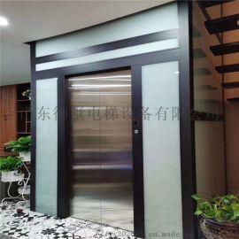 直销家用电梯小型二三层家庭复式液压升降电梯